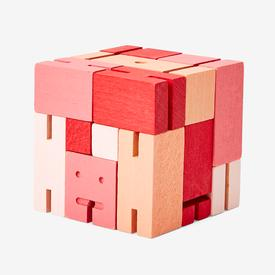 Small Cubebot - Red Multi RED_MULTI