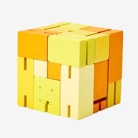 Small Cubebot - Yellow Multi YELLOW_MULTI