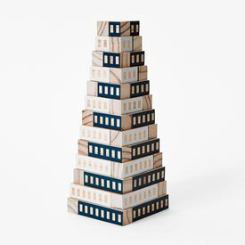 Blockitecture Tower - Blue