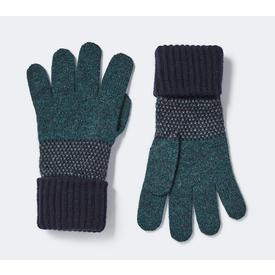 Tivoli Gloves - Navy, Ink + Wolf Grey