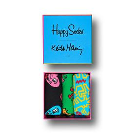 Keith Haring Socks Box