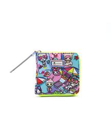 Tokidoki Pool Party Zip Wallet
