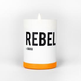 Rebel in Bahia Candle