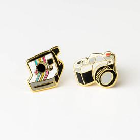 Cameras Earrings