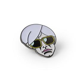Andy Enamel Pin