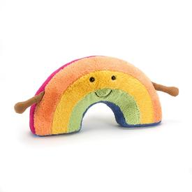 Amuseable Plush Rainbow