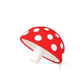 Funnel - Magic Mushroom RED_WHITE