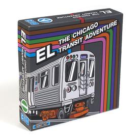 EL Transit Adventure Chicago Game