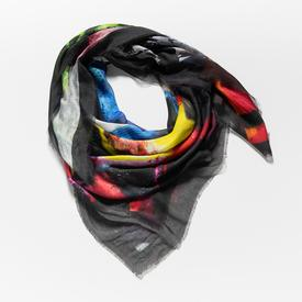 Electric Silk Scarf SILK