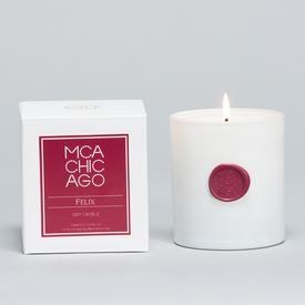 MCA Felix Candle - Red
