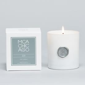 MCA 220 Candle - Silver