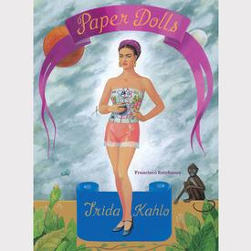 Frida Kahlo Paper Doll Set