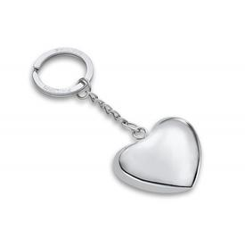 Chiming Heart Keyring