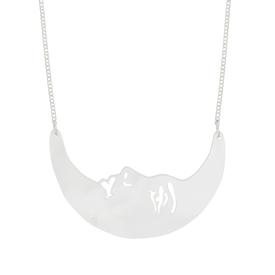 La Luna Moon Necklace