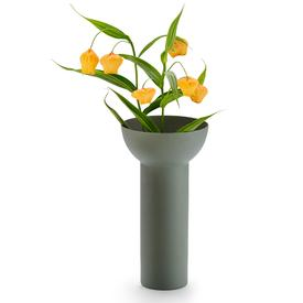 Lob Vase - Large - Green