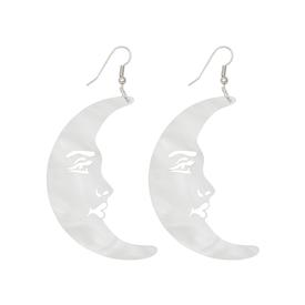 La Luna Moon Earrings PEARL