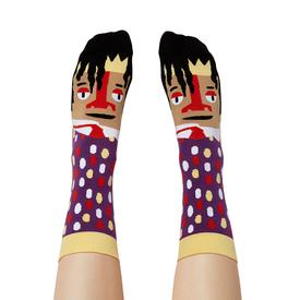 Basquiatoe Socks