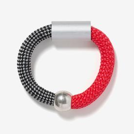 Cord Bracelet- Red RED