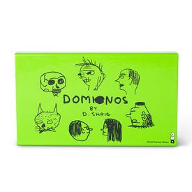 David Shrigley Dominoes Set
