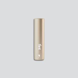 Retractable Lint Roller Metallic - Gold