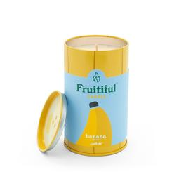 Fruitiful Candle- Banana