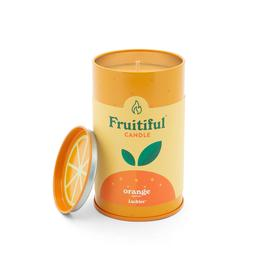 Fruitiful Candle - Orange
