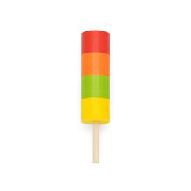Ice Lollipop Sticky Notes and Pencil