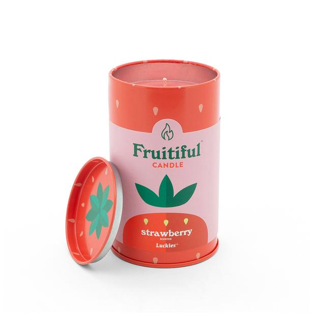 Fruitiful Candle - Strawberry