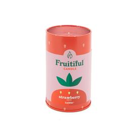 Fruitiful Candle - Strawberry STRAWBERRY
