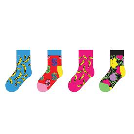 Andy Warhol Kids Socks Box KIDS_SET4