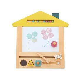House Drawing Board - Yellow