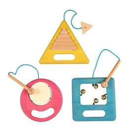 Wood Music Instrument Toys Set