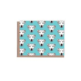 Blue Dog Notecards Set