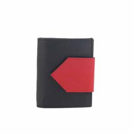 Lip Wallet - Mars Red