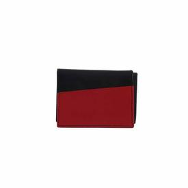 Triple Cardholder Wallet - Mars Red