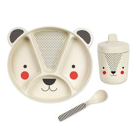 Bear Baby Dinnerware Set