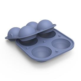 Sphere Ice Tray - Blue BLUE