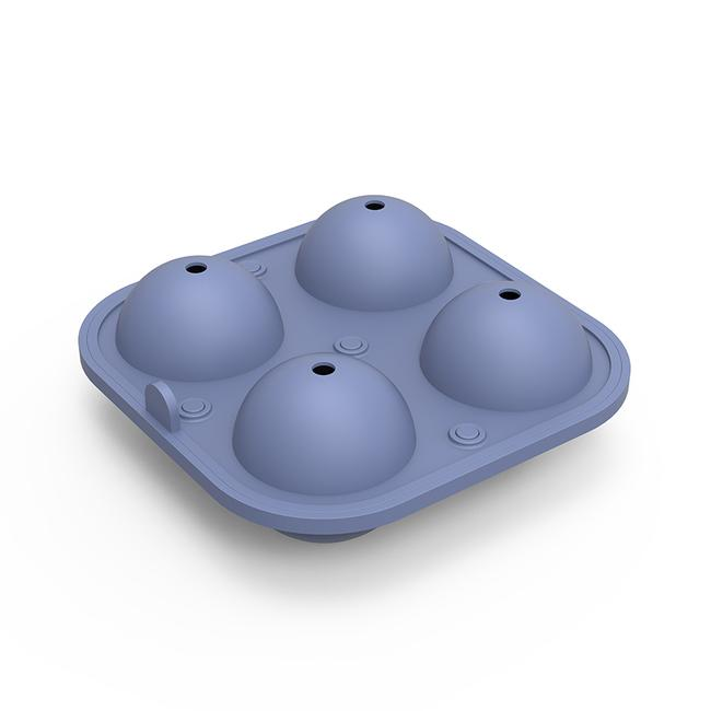 Sphere Ice Tray - Blue