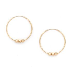 Deesse Earrings - Gold Filled