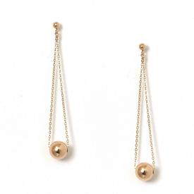 Balas Earrings - Gold Filled