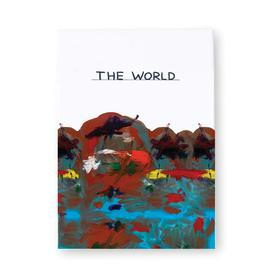The World Magnet by David Shrigley