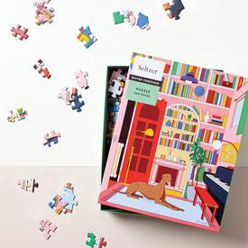Library Dog Puzzle