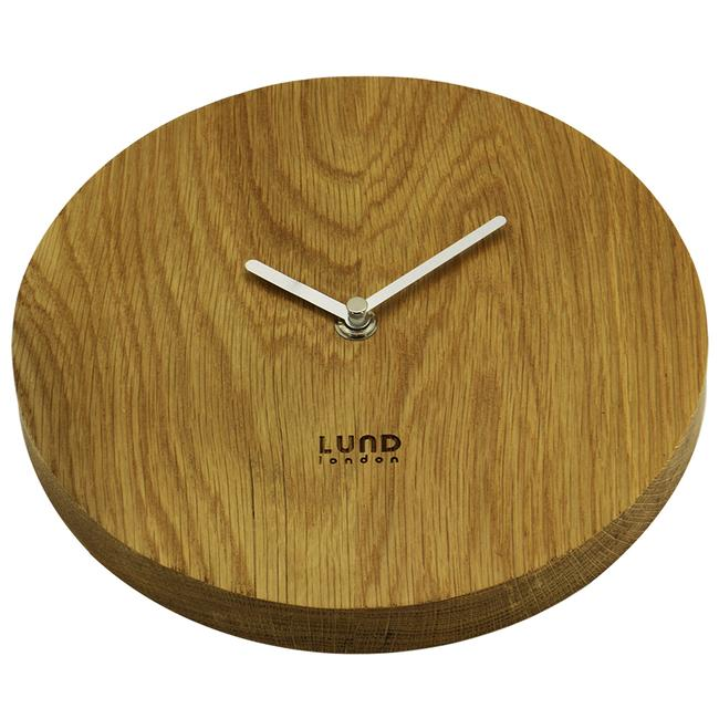 Pure Oak Wall Clock