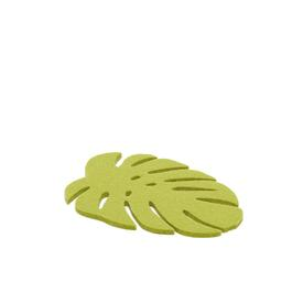Small Trivet Monstera - Pistachio