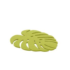 Medium Trivet Monstera - Pistachio