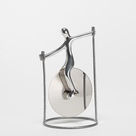 Pete the Pizza Cutter with Stand