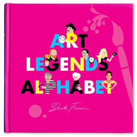 Art Legends Alphabet Book