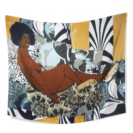 Mickalene Thomas - A Little Taste Outside of Love Scarf