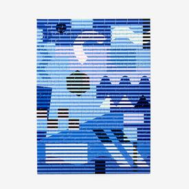Lenticular Pattern Puzzle - Small