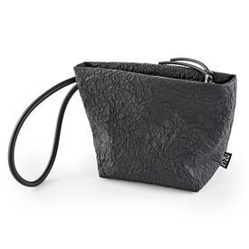 Mouse Bag Medium - Black Crepe
